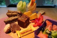 Berlin Brotbox: Box No 52 #sweetcorn #walnutbrownies #healthylunch