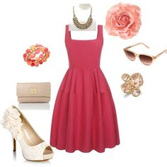 Flower Power and Poppin Pink are perfect for any #DressUpPartyDown occasion.