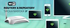 WiFi repeatery a routery