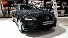 Nouvelle #VW Golf 7 sans les feux Full Led photo prise par: The Automobilist - http://ift.tt/1HQJd81
