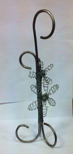 Handmade jewellery hanger/ ornament lol