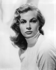 Kerstin Anita Marianne Ekberg was a Swedish actress, model, and sex symbol. She is best known for her role as Sylvia in the Federico Fellini film La Dolce Vita, which features a scene of her cavorting in Rome's Trevi Fountain alongside Marcello Mastroianni. Died at 83