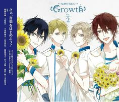 TKPR-Growth_「ALIVE」その2 Side.G . TSUKIPRO The Animation. Cover