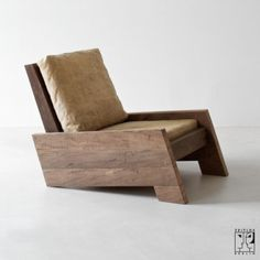 Asturias Lounge Chair by Carlos Motta for Carlos Motta Workshop