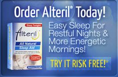 Does The Alteril Sleep Aid Really Work?    Our research of user feedback from independent sites indicates that over 70% of users found Alteril effective. According to the Alteril reviews on Amazon.com as of the time of writing this, more than double users gave Alteril a 5 out of 5 star rating than did users who gave Alteril 1 out of 5 stars.      Read more for..  Alteril Sleep Aid: Real User Alteril Reviews