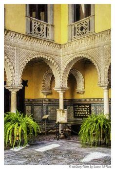 Palacio de Lebrija (Sevilla) by Juana Maria Ruiz on 500px #photography #Sevilla