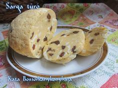 Sárga túró Pancakes, Bread, Breakfast, Food, Morning Coffee, Eten, Bakeries, Meals, Pancake