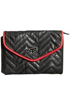 Fox Womens Feature Clutch Black