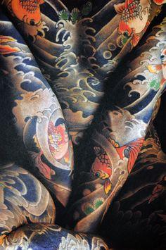 Tattoo artist: Shodai Horiyoshi