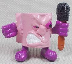 Thingz that go bump in the night - Mini Figure - The Toilet Hull Thing Bump, 21st, Thing 1, Night, Children, Mini, Ebay, Young Children, Boys