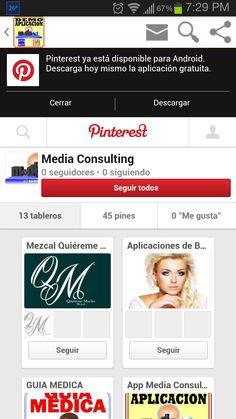 Enlace a Pinterest