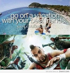 Going on Vacation with your best friends - http://2nerd.com/memes/vacation-friends/