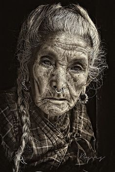 theveergorkha: The Black and White faces of Gorkha Peoples