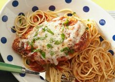 Reconstructed Chicken Parmesan is crave-worthy food for adults that kids love, too. No time for Chicken Parm? Check out the shortcut recipe! It's genius.