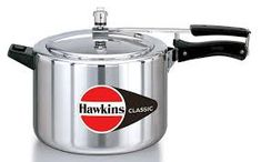 8aa2146918b Genuine Hawkins Pressure Cooker Indian Hawkins Classic Model Pressure  Cooker Litre Capacity- High Quality-Shipping through DHL