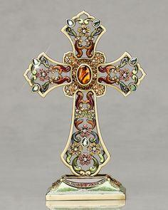 http://archinetix.com/jay-strongwater-dawson-floral-cross-objet-p-1826.html