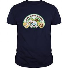 save a life adopt T Shirts, Hoodies. Check price ==► https://www.sunfrog.com/Pets/save-a-life--adopt-117499626-Navy-Blue-Guys.html?41382