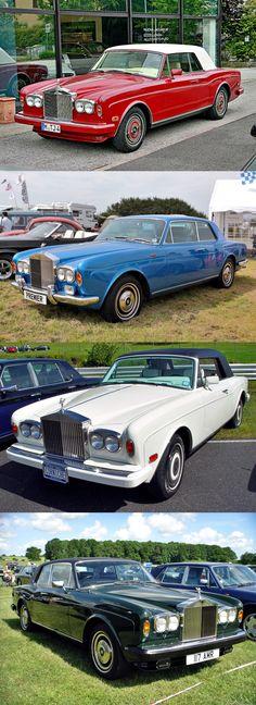Rolls Royce Corniche -))                                                       …