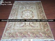 Pure silk rug #silk#rug#silkrug#silkcarpet#carpet