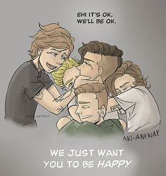 The best and cutest fan art tributes to Zayn Malik leaving One Direction