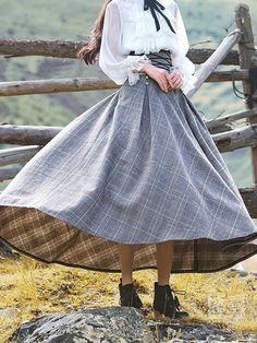 Vintage Skirt, Vintage Dresses, Vintage Outfits, Vintage Fashion, Vintage Lace, Vintage Long Dress, Vintage Woman, Unique Fashion, Trend Fashion