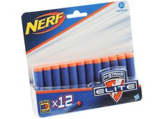 NERF N-Strike Elite -12 ammuksen täyttöpakkaus