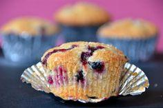 ButterYum: Best Ever Blueberry Muffins