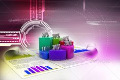 Business report and pie chart with growth percentage ...  3d, accounting, analyzing, background, business, calculate, chart, circle, colorful, commerce, company, competition, concept, corporate, data, diagram, division, economic, economy, finance, financial, graph, graphic, growth, icon, illustration, improvement, information, investment, market, part, percentage, performance, pie, piece, planning, portion, presentation, profit, progress, report, sale, shape, slice, statistic, success…