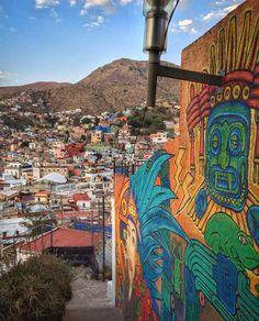 Estatua del Pipila, Guanajuato, Mexico