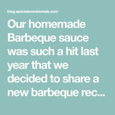 Our homemade Barbeque sauce was such a hit last year that we decided to share a new barbeque recipe this year for all the fathers out there. Barbeque rubs are a great alternative to sauces and can be used with them to enhance the flavour of the sauce and meat. Kansas City Rib Rub Ingredients: