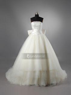 ランディブライダル landybridal ウェディングドレス プリンセス