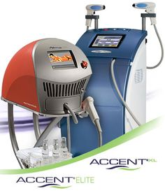 Accent XL Aesthetic Laser - Accent XL Medical Laser from Alma Lasers. gets rid of wrinkles and cellulite!