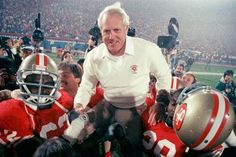 Best Football Coaches Top 10 in Heaven: Bill Walsh