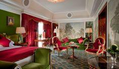 | Book The Presidential Suite at Hotel Principe di Savoia, Milan