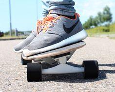 This Skateboard Can Help Power Your Cell Phone