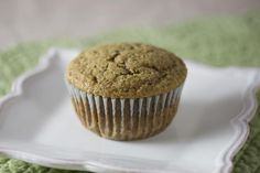 Vegan Green Tea Cupcakes