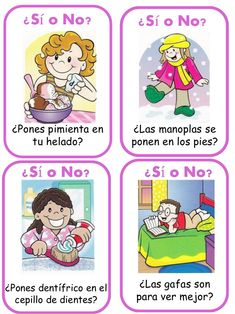 "La expresión del ""Yo quiero"" (el deseo de algo) y la del ""No quiero"" (rechazo - no lo deseo) son habilidades tempranas que debemos ens... Math Tables, Cognitive Activities, Reggio, Speech Therapy, Teacher Resources, Lesson Plans, Spanish, Preschool, Education"
