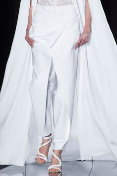 Loris Azzaro at Couture Spring 2015 - Livingly