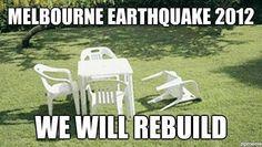 Rebuild Melbourne!