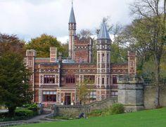 Cool Gardens: Saltwell Park, Gateshead. #gardening #heritage #northeastengland