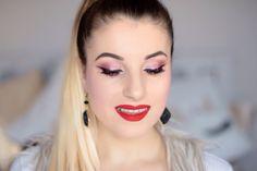 Zmysłowy koktajlowy makijaż - Zoeva Makeup Lipstick, Make Up, Beauty, Lipsticks, Makeup, Beauty Makeup, Beauty Illustration, Bronzer Makeup