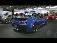 2015 Chevy Corvette Z06 Convertible - 2014 New York Auto Show
