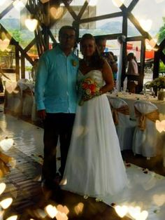 Mi matrimonio... La Cayana