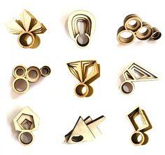 rings- MCP (Maria Christina Papaleontiou) / J. Fein Designs  TheCarrotbox.com