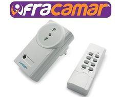 PRESA TELECOMANDATA TELECOMANDO INCLUSO AVIDSEN COD. 103100 FRACAMAR-IT WIRELESS