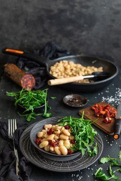 Judías salteadas – Cocina con BRA Arrows, Legumes, Vegetables Garden, Vegetables, Skillets, Stir Fry