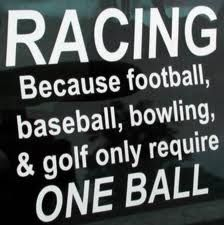 Unless you are lance Armstrong