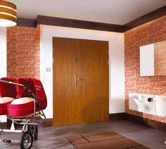 Метални входни врати за къщи – серия Рома Премиум