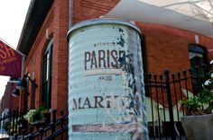 Parish on N. Highland Parish restaurant is located on North Highland in the Inman Park/Old Fourth Ward Neighborhood. The restaurant is . Inman Park, Places To Eat, Parks, Georgia, Atlanta, Restaurant, Dining, Shopping, Food