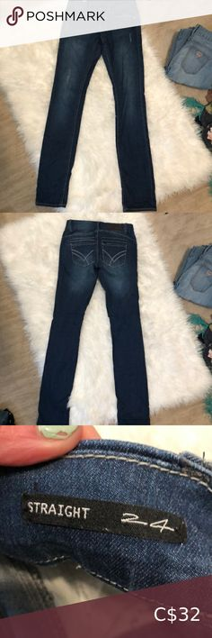 William Rast Sadie Jeans William rast blue straight cut jeans In great condition Mid rise William Rast Jeans Skinny Straight Cut Jeans, William Rast, Plus Fashion, Fashion Tips, Fashion Trends, Sadie, Skinny Jeans, Pants, Blue